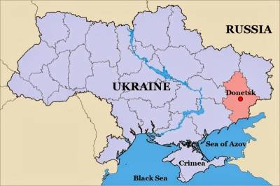 Ukraine on the way to fall apart?