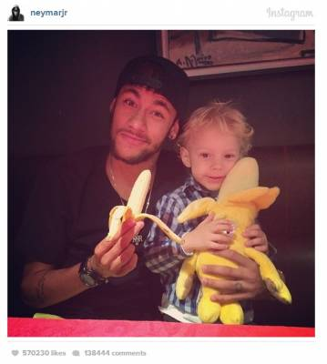 Source: Instagram neymarjr