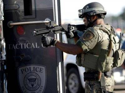 Ferguson and the militarization of the U.S. police force